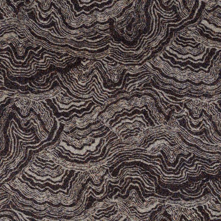 NOBILIS Fabrics Collection 2015 VELOURS ICONIC - Velours malachite