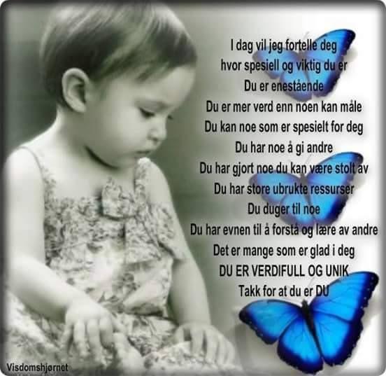 Styrke barnas selvfølelse og selvtillit