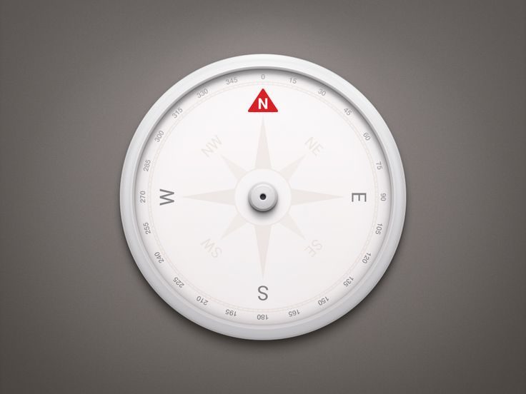 Compass - App & App Icon Design on Behance