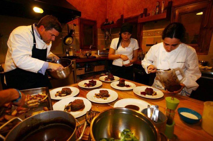 Chef en Altura 2012, Hotel LUMA, Villa La Angostura, Patagonia