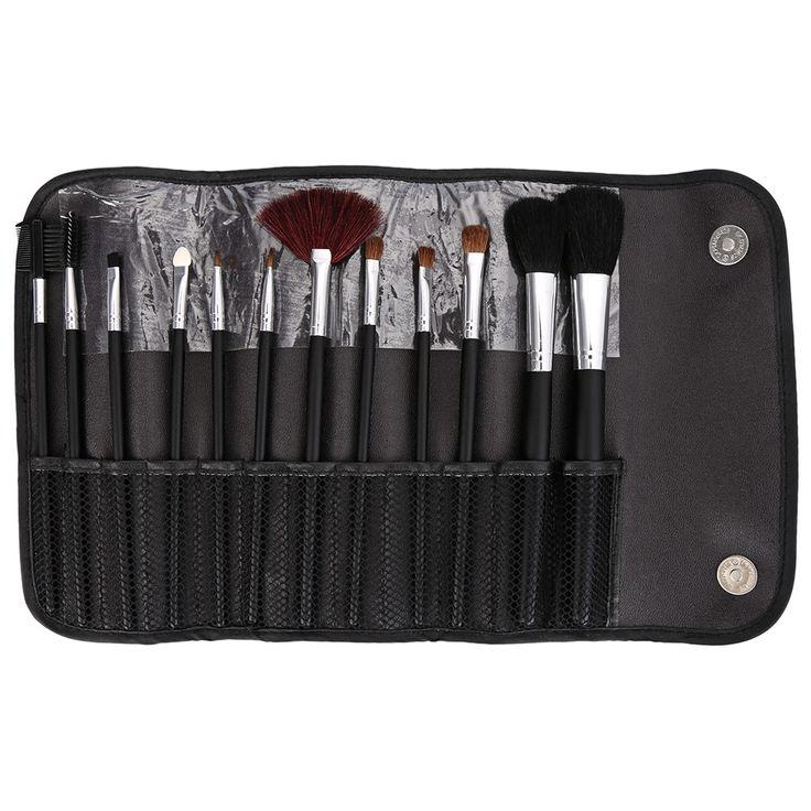 $5.68 (Buy here: https://alitems.com/g/1e8d114494ebda23ff8b16525dc3e8/?i=5&ulp=https%3A%2F%2Fwww.aliexpress.com%2Fitem%2F12pcs-Professional-Makeup-Brushes-Set-Powder-Foundation-Eyes-Lips-Brush-with-Black-Storage-Bag-Maquiagem-Multi%2F32736964379.html ) 12pcs Professional Makeup Brushes Set Powder Foundation Eyes Lips Brush with Black Storage Bag Maquiagem Multi Brushes Tool Kits for just $5.68