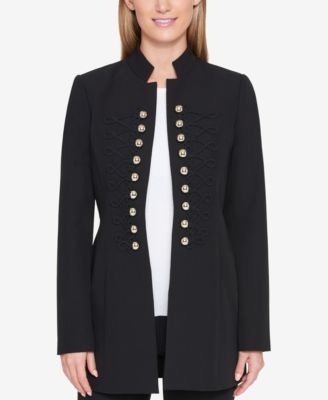1b107159a6c83 Tommy Hilfiger Double-Breasted Topper Jacket