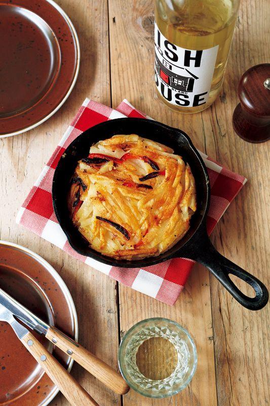 鉄製ミニフライパン「スキレット」で、人気店で行列のできるメニューを自宅で作れます。【オレンジページ☆デイリー】料理レシピをはじめ、暮らしに役立つ記事をほぼ毎日配信します!