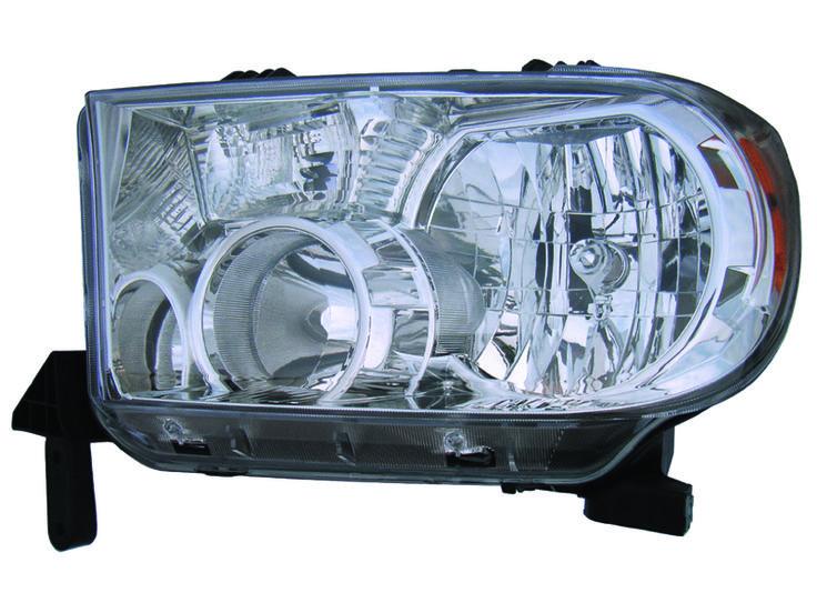 2007-2013 Toyota Tundra/2008-2015 Sequoia Driver Headlight w/o Level Adjuster: 2007-2013 Toyota… #AutoParts #CarParts #Cars #Automobiles