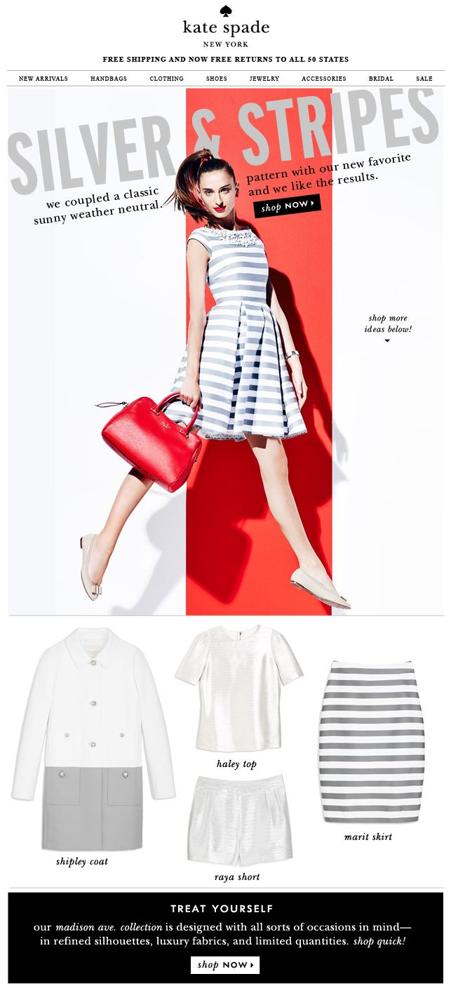 kate spade new york | Awesome Screenshot