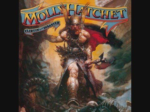 ▶ Molly Hatchet - Whiskey Man.. ~My teenage years.  Awesome ROCK Bands!