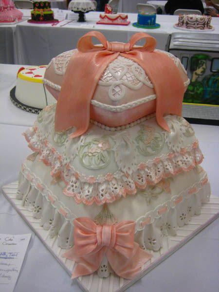 Cake Art Competition : Mais de 1000 ideias sobre Pillow Cakes no Pinterest ...