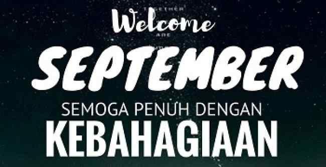 Kata Mutiara Bijak Awal Bulan September Harapan Tersirat Dalam
