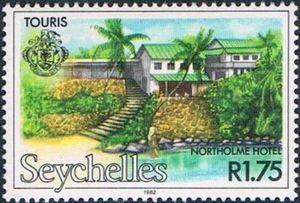 Sello: Northolme (Seychelles) (Tourism) Mi:SC 512
