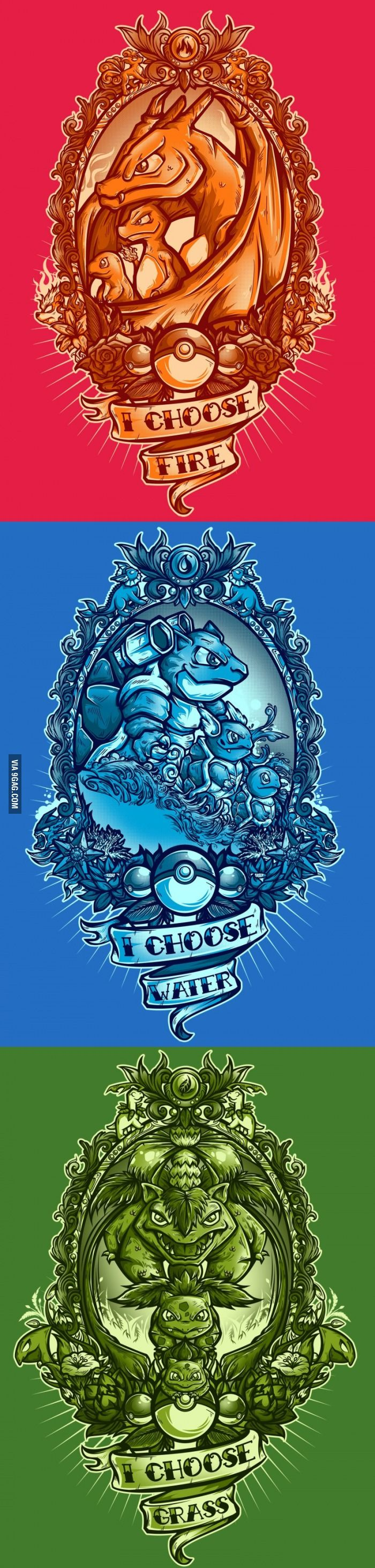 I choose grass and you? - 9GAG