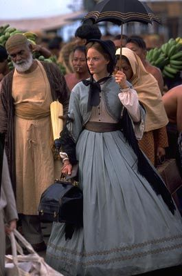 Jodie Foster as Anna Leonowens in 'Anna and the King'.