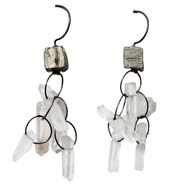 Sterling Silver Marcasite /& Hematite Stone Earrings Vintage Wedding Engagement Anniversary Beautiful Everyday Minimalist Cute Cool