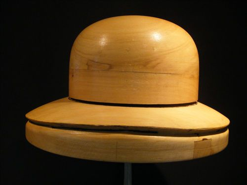 how to make a hat block