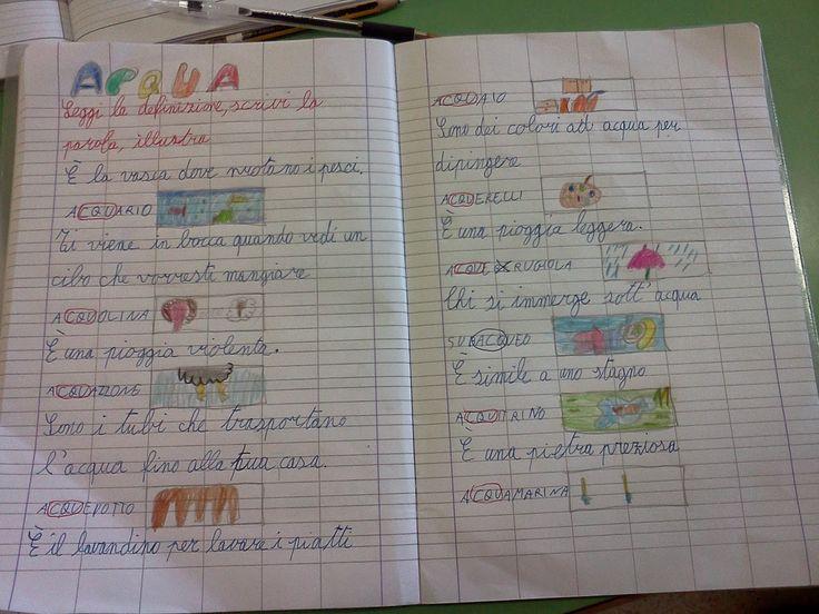 diario di classe: ITALIANO
