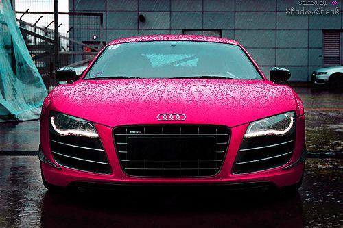 Thirty-One Consultant's dream car! #thirtyone #pinkcar
