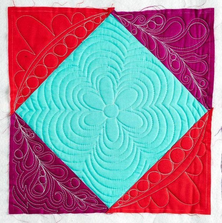491 best Free motion quilting images on Pinterest | Tutorials, DIY ... : guidelines for quilting - Adamdwight.com