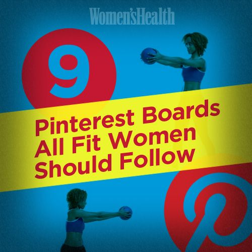 Need Some Workout Motivation? Here Are 9 Pinterest Fitness Boards To InspireYou   StyleCaster