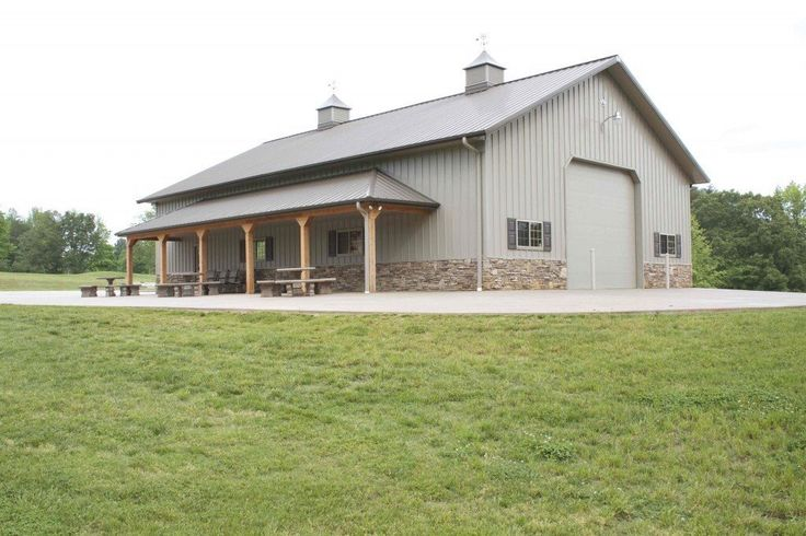 20 best barn ideas images on pinterest pole barn garage for Rv pole barn plans