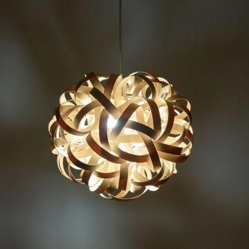 No 1 Pendant Tom Raffield Howtobendwoodart Bendwoodfun Wooden Lampshade Tom Raffield Wood Light Fixture