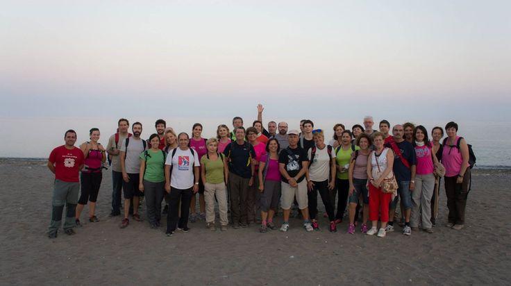 #Senderosnocturnos #verano en @gransendamalaga #26 #julio #2014 #senderismo #senderismomlg #nocturno #trekking #malaga #andalucia #españa #gr249 #gransendamalaga @diputaciondemalaga