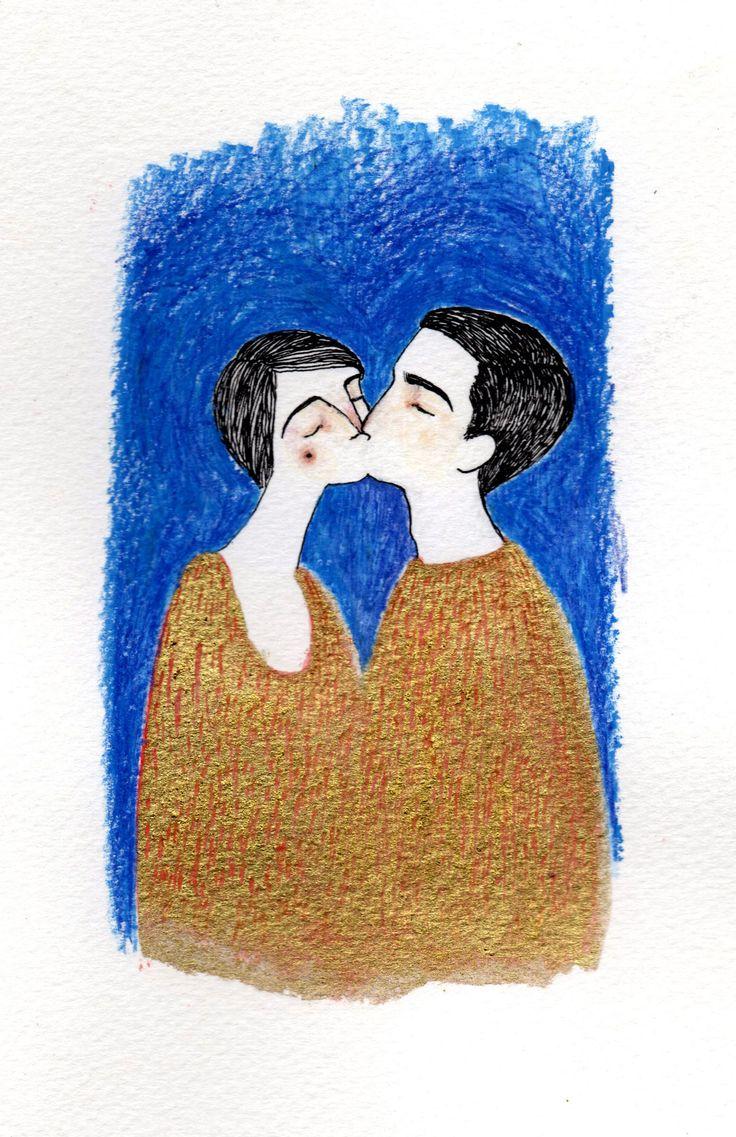 Gli innamorati http://veralazzarini.wix.com/verala