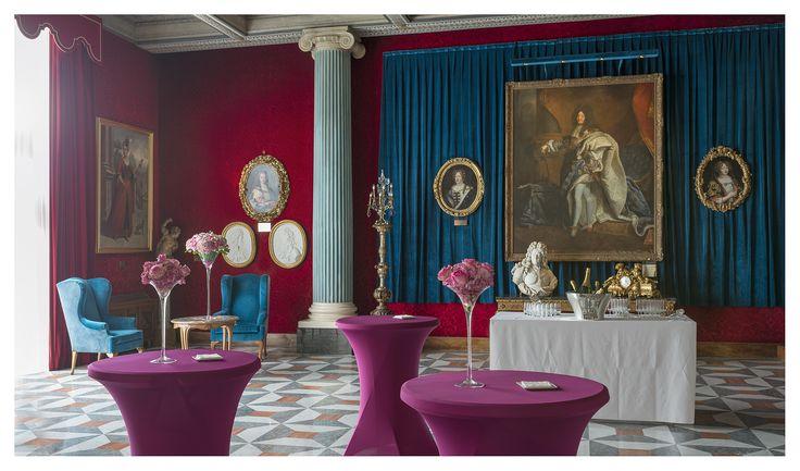 Salon versailles versailles lounge negresco terrasse for Salon versaille