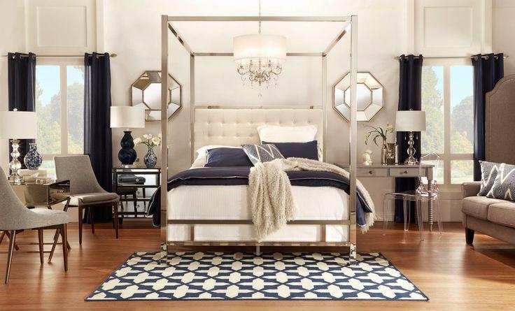 Best 25+ Navy Gold Bedroom Ideas On Pinterest