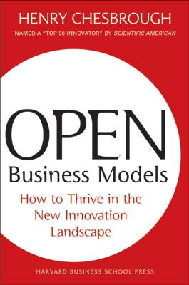 Open Innovation featured in the ResourceNation.com Business Books Collection