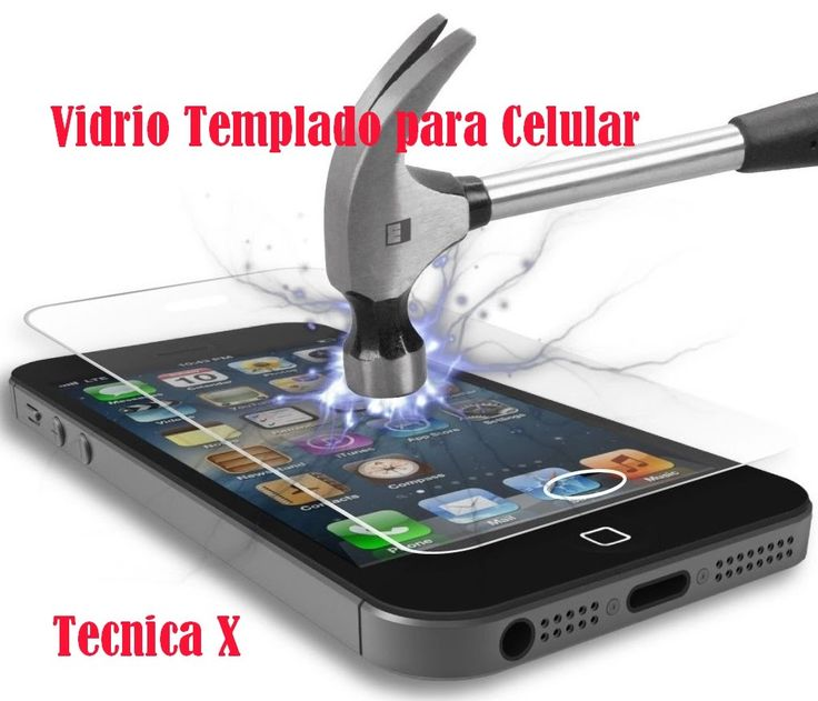 Como colocar un Vidrio Templado para Celular -  Tempered glass