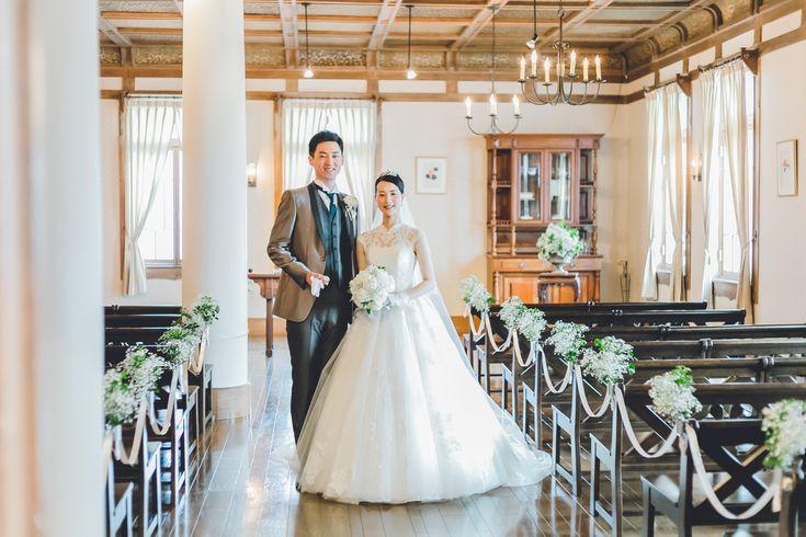 Pavilion Court 京都 登録有形文化財 レンガ造りの洋館で貸し切りウェディング  ー