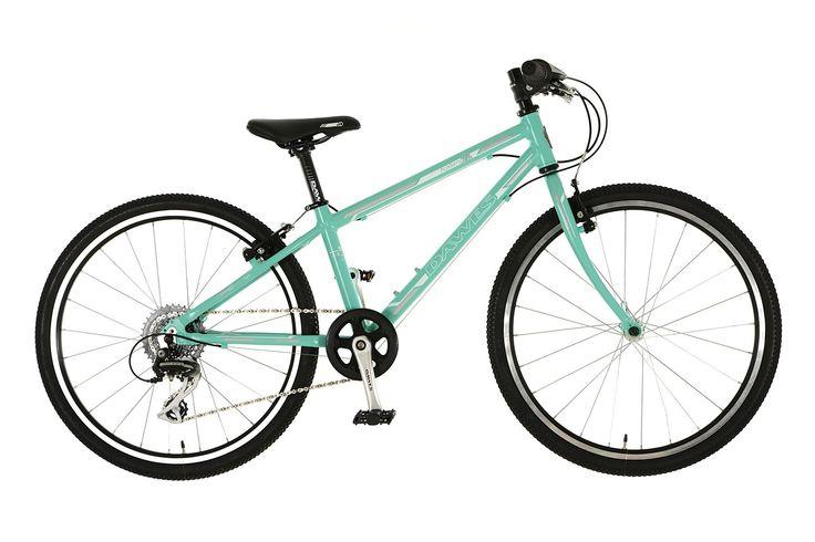 Lekki rowery Dawes Academy 24 Mint na kołach 24 cali