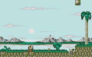 Atari ST games: Laurent Kermel