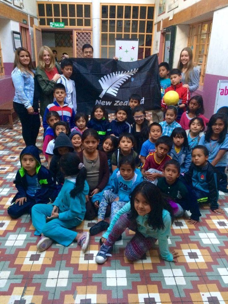 Natasha in Ecuador – Blog 11 – Goodbyes! | Lattitude Global Volunteering