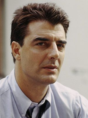 Loved Chris Noth as 'Big' on Sex and the City, on Law and Order, and now on The Good Wife!
