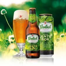 Grolsch Lentebok - Grolsch Brouwerij, Nederland. - Beoordeling GGOB:5,9. Eigen beoordeling: 7