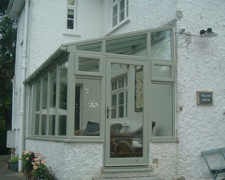 Lean-to style Conservatories - Haven Conservatories