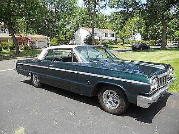 64 Chevy Impala SS-http://mrimpalasuatoparts.com