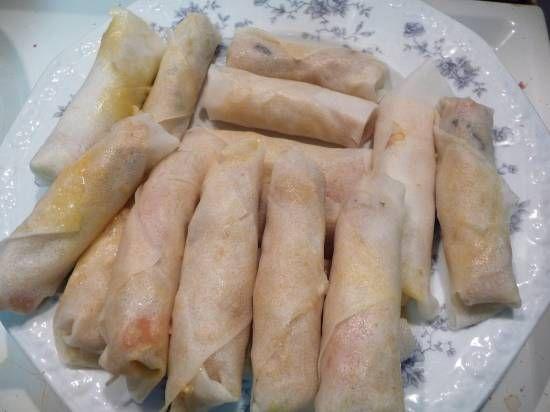 Thaise Loempia`s Van De Kookles In Thailand recept | Smulweb.nl