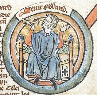 Saint Edward the Confessor (1003-1005 - 1066)  Last King of the House of Wessex, reigning from 1042 - 1066  30th GGUncle