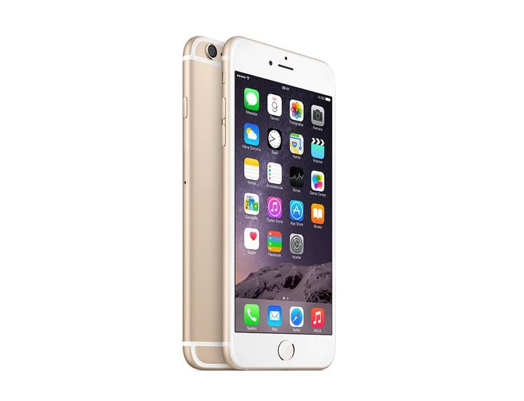 iphone y plus. iphone 6 plus gold - sprint with contract iphone y