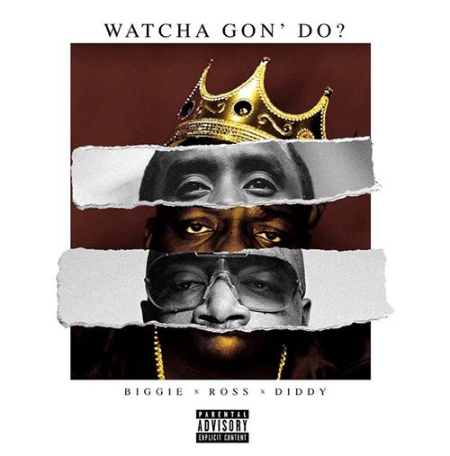 "Today on the latest episode of OVO Radio, Diddy premiered a new track called ""Whatcha Gon Do"" which features Rick Ross and some repurposed Biggie lyrics. You'll recognize the beat and Big verse from the classic LOX collab ""You'll See,"" but Puff also shared an alternate ""Dre Day"" version that utilizes Dr. Dre's ""Nuthin' But a 'G' Thang.""    Stream both http://nahright.com/2017/07/22/diddy-ft-biggie-rick-ross-whatcha-gon/"