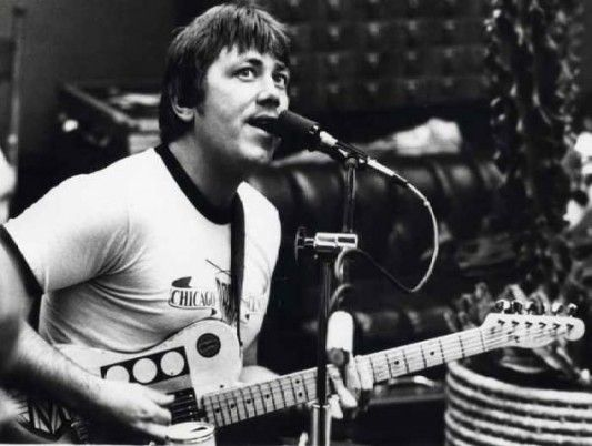 Remembering Terry Kath, The Late Original Guitar Player From The ...