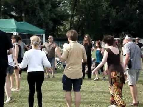 NovaAria 2012 - Gens d'Ys - Lezione di Danza Irlandese (2)