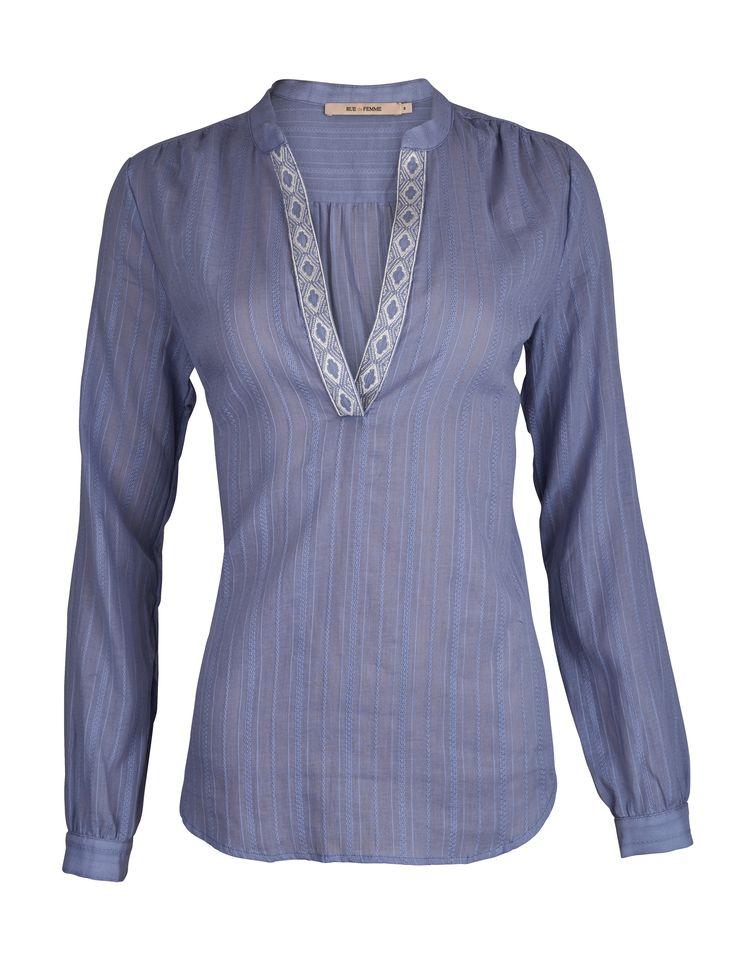 Adabelle skjorte fra RUE de FEMME