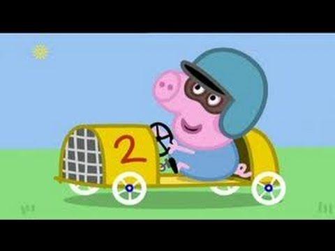 Peppa Pig | Peppa Pig English Episodes George's Racing Car | Peppa Pig E...