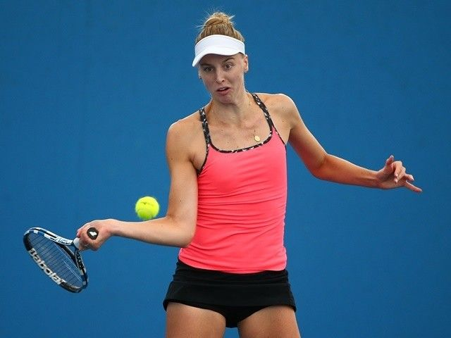 Result: Naomi Broady suffers first-round defeat in Budapest