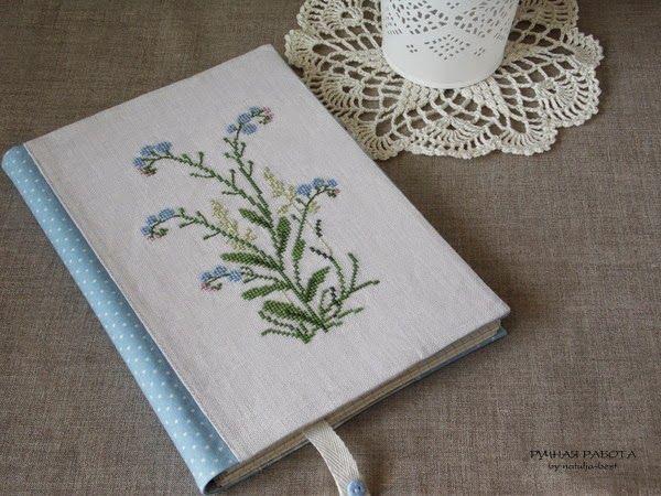 Ручная работа by natulja-best: Обложки для блокнотов  Covers for notebooks