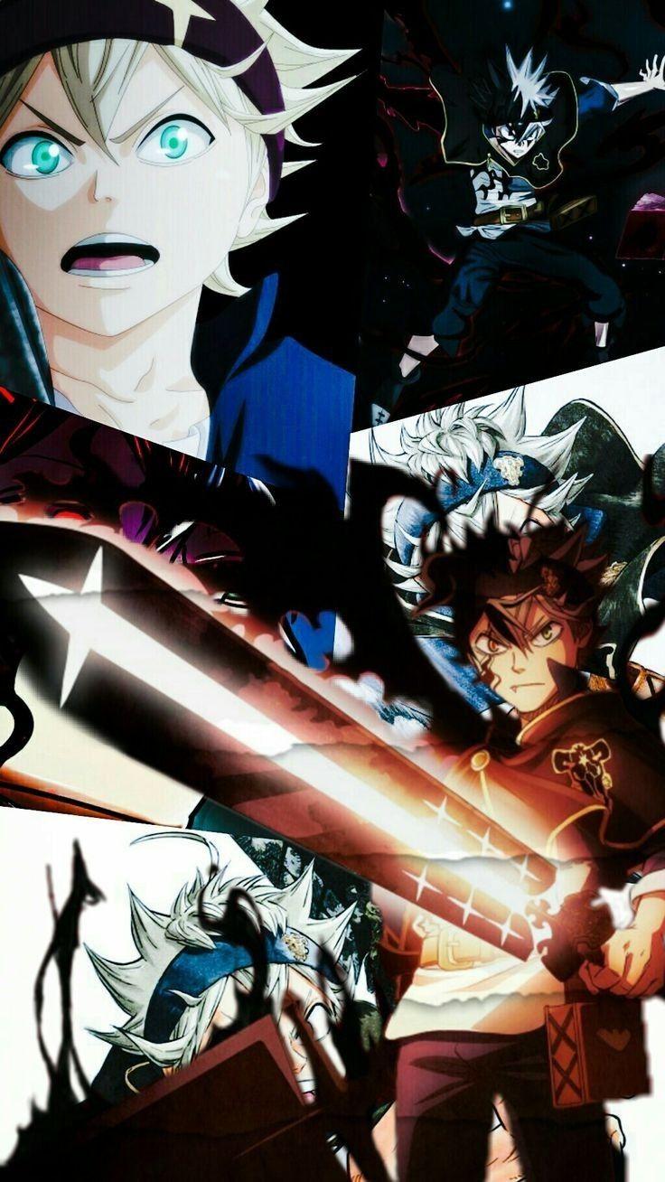 Black Clover 🍀, 2020 Anime, Çizim