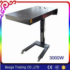[ $20 OFF ] 3000W Intelligent Temp Control Flash Dryer Silk Screen Printing Equipment Machine Cure Ink T-Shirt Printer