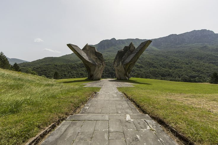 Gallery of Jonk's Photographs Depict the Abandonment and Beauty of Yugoslavian Monuments - 11